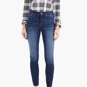 J Crew High Rise Toothpick Size 28